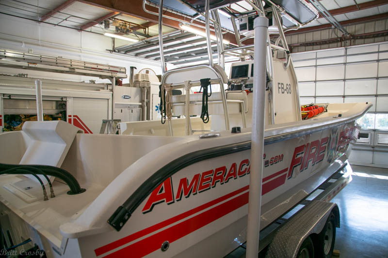 Palm Harbor FL Fireboat