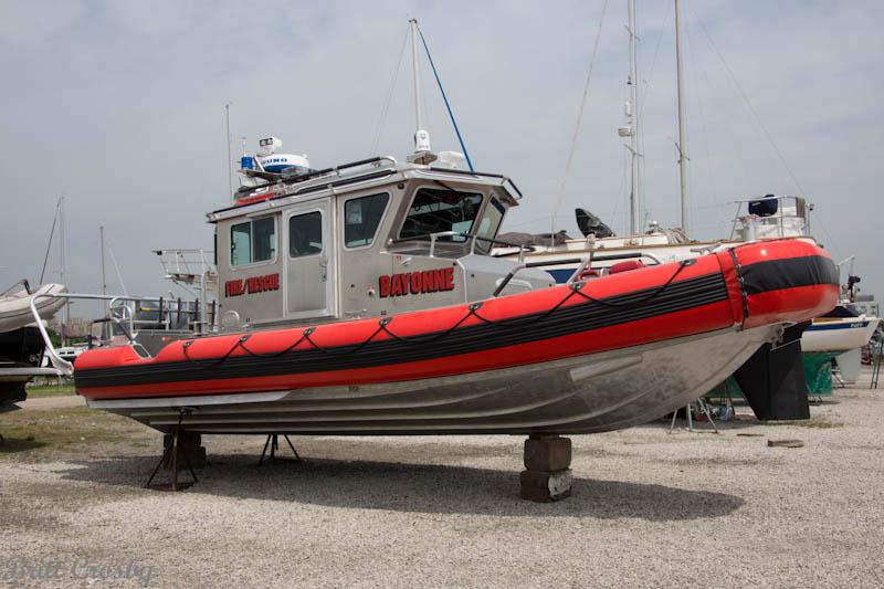 Bayonne Fire Boat Libertystatepark