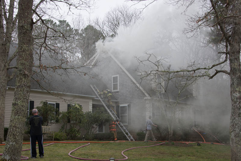 West Barnstable House Fire 041514