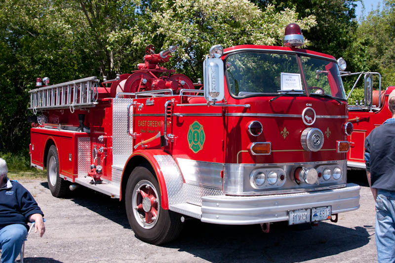 Rhode Island Antique Fire Apparatus 2011
