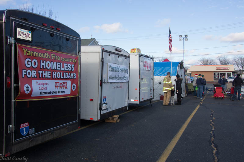 Toys For The Homeless : Cape cod stuff a bus