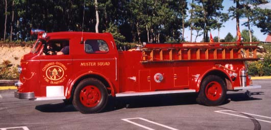 C&O Muster Truck